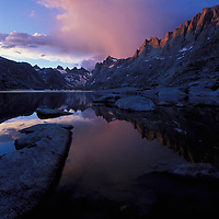Titcombe Basin. Wind River Wilderness Area, Wyoming.