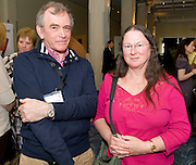 Dr. Brendan Molloy, Belmullet and Dr. Marian Broderick Arann Islands, at Rheumatology Toolbox : Rheumatology for General Practice Conference at the Radisson Blu Hotel , Galway. Photo:Andrew Downes