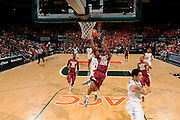 January 27, 2013: Ian Miller #30 of Florida State in action during the NCAA basketball game between the Miami Hurricanes and Florida State Seminoles at the BankUnited Center in Coral Gables, FL. The Hurricanes defeated the Seminoles 71-47.