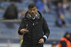 April 8, 2018 - Porto, Aveiro, Portugal - Porto's Portuguese head coach Sergio Conceicao during the Premier League 2017/18 match between FC Porto v CD Aves, at Dragao Stadium in Porto on April 8, 2018. (Credit Image: © Dpi/NurPhoto via ZUMA Press)