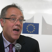 04 June 2015 - Belgium - Brussels - European Development Days - EDD - Growth -  Business and human rights - Two innovative tools for compliance and reporting - Richard Howitt , Member of the European Parliament © European Union
