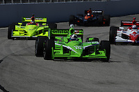 Dario Franchitti, Indy Car Series