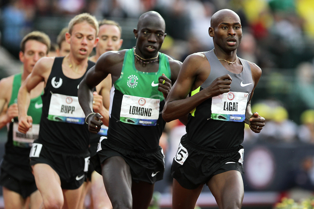 Olympic Trials Eugene 2012: mens' 5000 meters