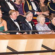 NLD/Amsterdam/20161129 - Staatsbezoek dag 2, contraprestatie Belgische koningspaar,
