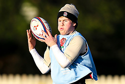 George Barton of England Under 20s - Mandatory by-line: Robbie Stephenson/JMP - 08/01/2019 - RUGBY - Bisham Abbey National Sports Centre - Bisham Village, England - England Under 20s v  - England Under 20s Training