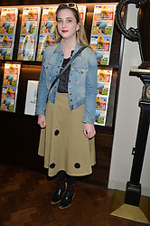 DAISY DE VILLENEUVE at the launch of 'Certified Indigenous' with Assouline and The Luxury Collection held at Maison Assouline, Piccadilly, London on 13th May 2015.