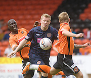 Andy Driver - Dundee United v Hearts, Clydesdale Bank Scottish Premier League at Tannadice Park..© David Young Photo.5 Foundry Place.Monifieth.Angus.DD5 4BB.Tel: 07765252616.email: davidyoungphoto@gmail.com.http://www.davidyoungphoto.co.uk