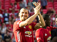 Leicester City v Manchester United - FA Community Shield - 07/08/2016