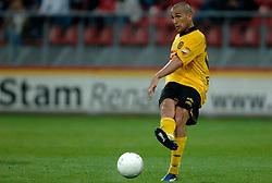 09-05-2007 VOETBAL: PLAY OFF: UTRECHT - RODA: UTRECHT<br /> In de play-off-confrontatie tussen FC Utrecht en Roda JC om een plek in de UEFA Cup is nog niets beslist. De eerste wedstrijd tussen beide in Utrecht eindigde in 0-0 / Adil Ramzi <br /> ©2007-WWW.FOTOHOOGENDOORN.NL