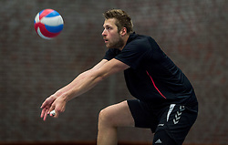 30-05-2016 NED: Training VCV 2 in sporthal West, Veenendaal<br /> Wouter van Ark