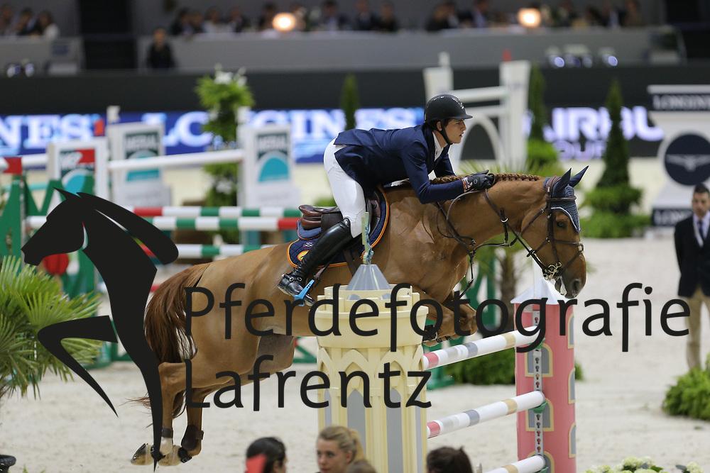 Philippaerts, Nicola, Donatella-N<br /> Lyon - Weltcup Finale<br /> Finale II<br /> © www.sportfotos-lafrentz.de/Stefan Lafrentz