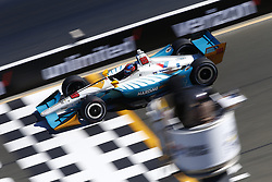 September 15, 2018 - Sonoma, California, United Stated - COLTON HERTA (88) of the United States takes to the track to practice for the Indycar Grand Prix of Sonoma at Sonoma Raceway in Sonoma, California. (Credit Image: © Justin R. Noe Asp Inc/ASP via ZUMA Wire)
