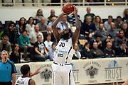 DESCRIZIONE : Trento Eurocup 2015-16 Dolomiti Energia Trento Dominion Bilbao Basket<br /> GIOCATORE : Julian Wright<br /> CATEGORIA : tiro<br /> SQUADRA : Dolomiti Energia Trento<br /> EVENTO : Eurocup 2015-2016 <br /> GARA : Dolomiti Energia Trento - Dominion Bilbao Basket<br /> DATA : 11/11/2015 <br /> SPORT : Pallacanestro <br /> AUTORE : Agenzia Ciamillo-Castoria/L.Savorelli<br /> Galleria : Eurocup 2015-2016 <br /> Fotonotizia : Trento Eurocup 2015-16 Dolomiti Energia Trento - Dominion Bilbao Basket