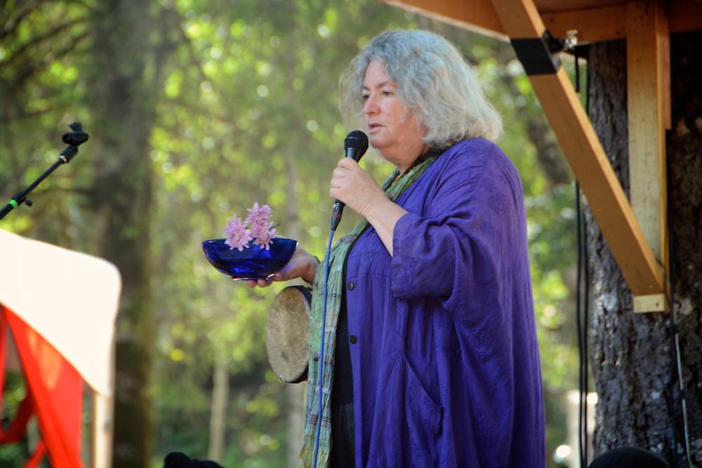 Creative Photographs from Beloved Sacred Arts Festival 2013 Starhawk