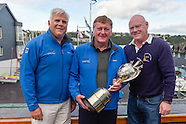 Dragon Nationals Prizegiving at Kinsale YC