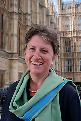 UK ENGLAND LONDON 28JUN04 - German-born Labour MP Gisela Stuart (48) at the Terrace of the Houses of Parliament, Westminster, central London. Mrs Stuart has been a Labour MP for Edgbaston near Birmingham since 1997 and her political career has seen her in roles of Parliamentary Under-Secretary of State, Department of Health (JUL99-JUN01), Member of Foreign Affairs Committee (since JUL01) and Presidium Member and UK Parliamentary Representative on Convention for Future of Europe in Brussels.....jre/Photo by Jiri Rezac ....© Jiri Rezac 2004....Contact: +44 (0) 7050 110 417..Mobile:  +44 (0) 7801 337 683..Office:  +44 (0) 20 8968 9635....Email:   jiri@jirirezac.com..Web:    www.jirirezac.com....© All images Jiri Rezac 2004 - All rights reserved.