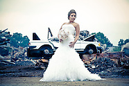 Nikki Falcone's Bridal Photos