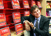 Dr. Oz at The Scholastic Store in Soho for a meet and greet and book signing of his new book 'YOU: The Owner's Manual for Teens' at The Wisdom of Oz event presented by Scholastic Parent & Child Magazine, New York, Monday, June 13, 2011. (Stuart Ramson/Insider Images for Scholastic)