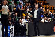 DESCRIZIONE : Sassari Lega Serie A 2014/15 Beko Supercoppa 2014 Finale Dinamo Banco di Sardegna Sassari EA7 Emporio Armani Milano<br /> GIOCATORE : Meo Sacchetti<br /> CATEGORIA : Delusione<br /> SQUADRA :&nbsp;Dinamo Banco di Sardegna Sassari<br /> EVENTO :&nbsp; Beko Supercoppa 2014 <br /> GARA : Dinamo Banco di Sardegna Sassari EA7 Emporio Armani Milano <br /> DATA : 05/10/2014 <br /> SPORT : Pallacanestro <br /> AUTORE : Agenzia Ciamillo-Castoria/Max.Ceretti<br /> Galleria : Lega Basket A 2014-2015 <br /> Fotonotizia : Sassari Lega Serie A 2014/15 Beko Supercoppa 2014 Finale Dinamo Banco di Sardegna Sassari EA7 Emporio Armani Milano<br /> Predefinita :