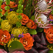 Rose Parade Float Flowers