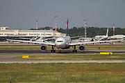 Delta Air Lines Airbus A330-300 (N815NW) at Malpensa (MXP / LIMC), Milan, Italy