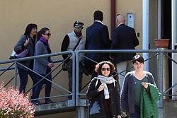 NICOLA MINARELLI CON I FIGLI DI VALERIO VERRI<br /> VISITA MINISTRO MARCO MINNITI A MOLINELLA<br /> RICERCHE IGOR VACLAVIC DOPO OMICIDIO VERRI