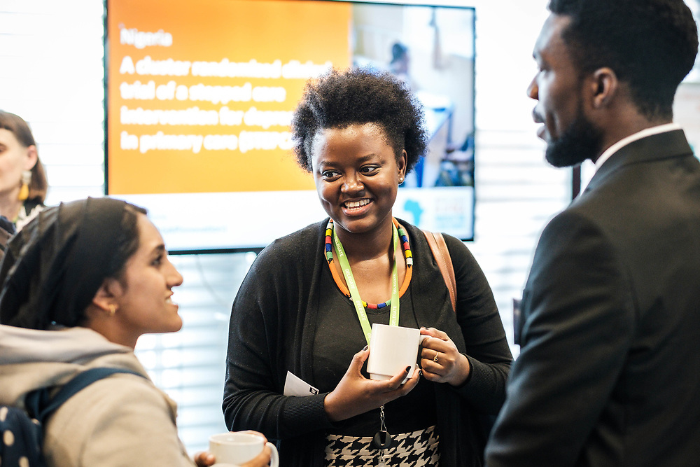 Organised by the Royal African Society and the Centre for Global Mental Health at the London School of Hygiene and Tropical Medicine, with support from the Wellcome Trust, this landmark conference aims to highlight current innovations shaping mental healthcare in Africa today and develop a practical roadmap to work towards the continent achieving the goals of the World Health Organization's Mental Health Action Plan. (Photos/Ivan Gonzalez)