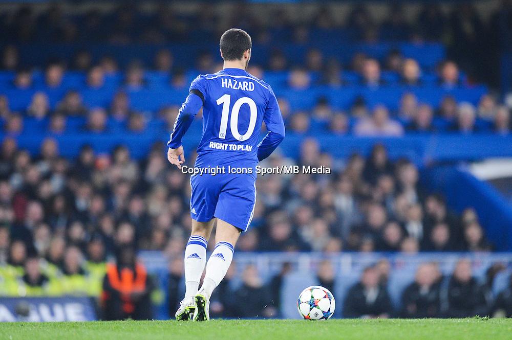 Eden HAZARD - 11.03.2015 - Chelsea / Paris Saint Germain - 1/8Finale Champions League<br />Photo : Johnny Fidelin / Icon Sport