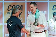 080319 38th Copa del Rey Mapfre Sailing Cup - Awards Ceremony
