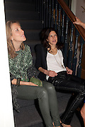 TATIANA O'NEILL; KAREN GROSS, Party hosted for Jason Wu by Plum Sykes and Christine Al-Bader. Ladbroke Grove. London. 22 March 2011. -DO NOT ARCHIVE-© Copyright Photograph by Dafydd Jones. 248 Clapham Rd. London SW9 0PZ. Tel 0207 820 0771. www.dafjones.com.