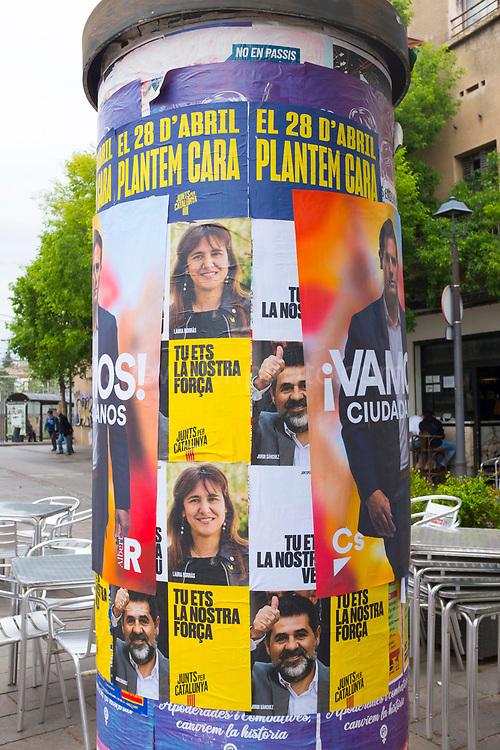 National Election, Spain, April 2019