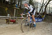 BELGIUM / BELGIQUE / BELGIE / CYCLOCROSS / VELDRIJDEN / CYCLO-CROSS / CYCLING / OVERIJSE / DRUIVENCROSS / ELITE / NIELS ALBERT /