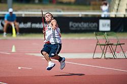 DUKE Kyron, GBR, Javelin, F41, 2013 IPC Athletics World Championships, Lyon, France