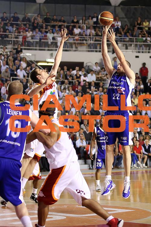 DESCRIZIONE : Roma Lega A 2012-2013 Acea Roma Lenovo Cant&ugrave; playoff semifinale gara 2<br /> GIOCATORE : Marco Cusin<br /> CATEGORIA : tiro<br /> SQUADRA : Lenovo Cant&ugrave; <br /> EVENTO : Campionato Lega A 2012-2013 playoff semifinale gara 2<br /> GARA : Acea Roma Lenovo Cant&ugrave;<br /> DATA : 27/05/2013<br /> SPORT : Pallacanestro <br /> AUTORE : Agenzia Ciamillo-Castoria/ElioCastoria<br /> Galleria : Lega Basket A 2012-2013  <br /> Fotonotizia : Roma Lega A 2012-2013 Acea Roma Lenovo Cant&ugrave; playoff semifinale gara 2<br /> Predefinita :