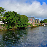 Origin and Naming of River Corrib in Galway, Ireland<br />