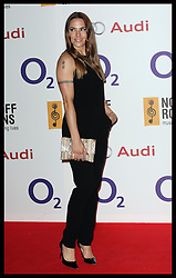 Mel C arriving at the Nordoff Robbins 02 Silver Clef awards in London, Friday, 29th June 2102.  Photo by: Stephen Lock / i-Images