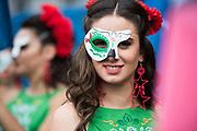 October 27-29, 2017: Mexican Grand Prix. Grid Girls