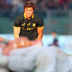 PADUA, ITALY - NOVEMBER 22: Pat Lambie of South Africa during the Castle Lager Outgoing Tour match between Italy and South African at Stadio Euganeo on November 22, 2014 in Padua, Italy. (Photo by Steve Haag/Gallo Images)