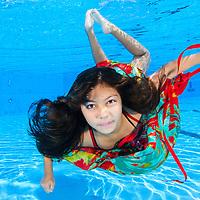 underwater book