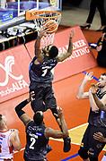 Devyn Marble<br /> Grissin Bon Pallacanestro Reggio Emilia - Dolomiti Energia Aquila Basket Trento<br /> Lega Basket Serie A 2016/2017<br /> Reggio Emilia, 26/02/2017<br /> Foto A.Giberti / Ciamillo - Castoria