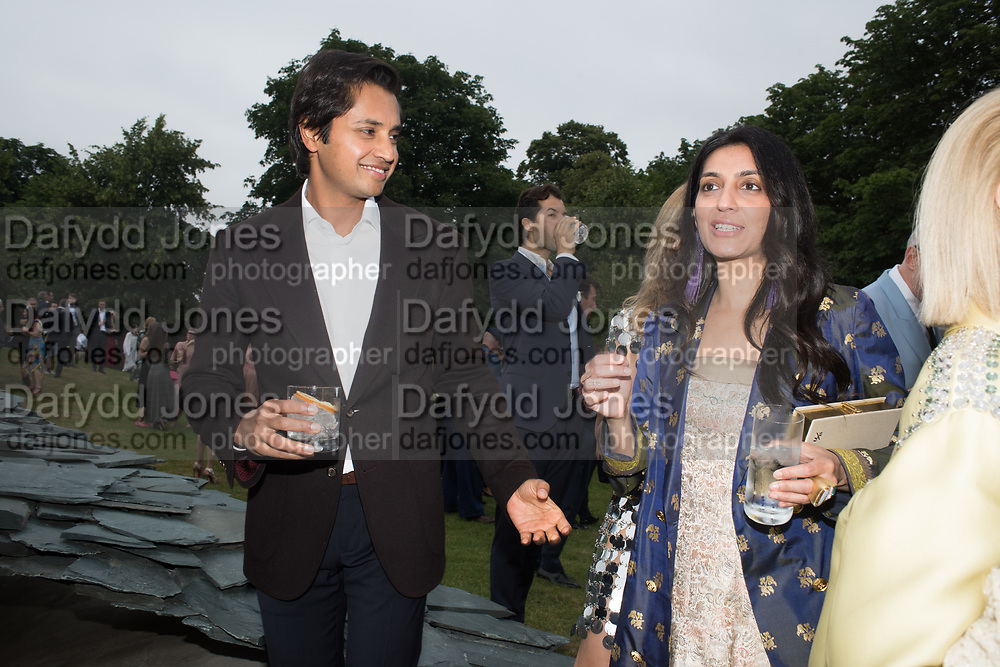 ADITYA MITTAL MEGHA MITTAL, The Serpentine Party pcelebrating the 2019 Serpentine Pavilion created by Junya Ishigami, Presented by the Serpentine Gallery and Chanel,  25 June 2019