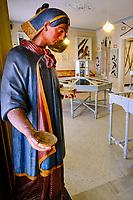France, Manche (50), Cherbourg-Octeville, le musée d'ethnographie, d'histoire naturelle et d'archéologie Emmanuel-Liais // France, Normandy, Manche department, Cherbourg-Octeville, Emmanuel-Liais museum