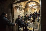 4 quarters, 3 religions, 2 people. Old City, Jerusalem