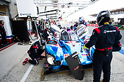 June 16-17, 2018: 24 hours of Le Mans. 17 SMP Racing, BR1-AER, Egor Orudzhev, Matevos Isaakyan, Stephane Sarrazin