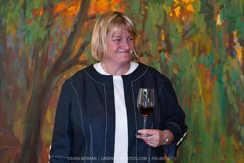 Women's Culinary Network  reception to honour Jennifer McLagan and Naomi Duguid, 2009 IACP  and James Beard Award Winners. ( June 22, 2009)