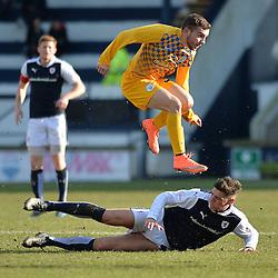 Raith Rovers v Morton   Scottish Championship   27 February 2016