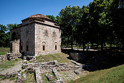 Mosque of Bali from Edirne in Nis's Fortress, on June 29, 2019 in Nis, Serbia. Photo by Vid Ponikvar / Sportida