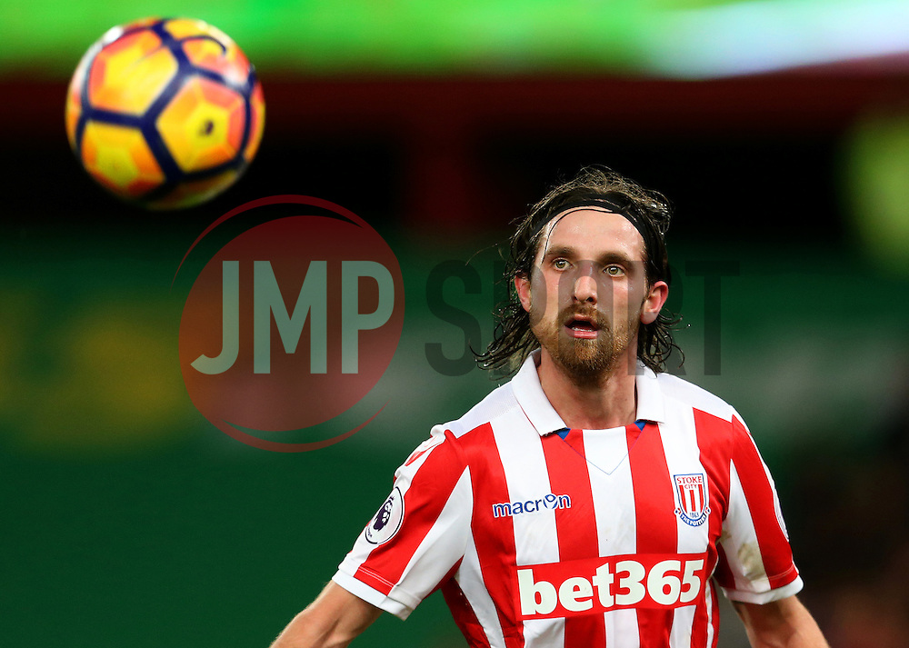 Joe Allen of Stoke City - Mandatory by-line: Matt McNulty/JMP - 01/02/2017 - FOOTBALL - Bet365 Stadium - Stoke-on-Trent, England - Stoke City v Everton - Premier League
