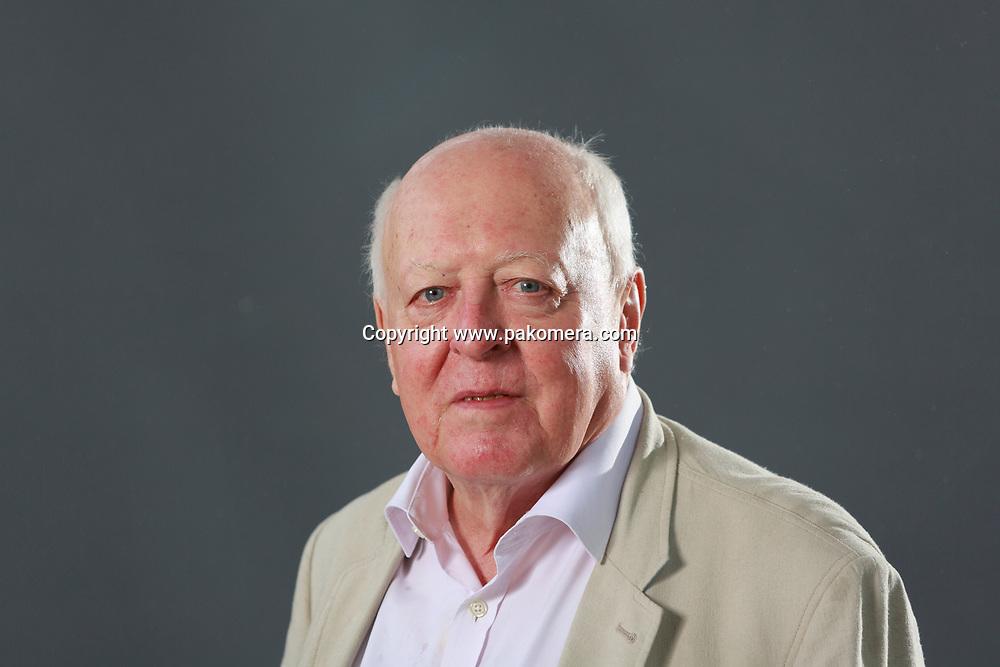 Jonathan Fenby, appears in Edinburgh International Book Festival.
