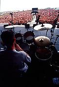 Hardcore Metal band, Stampin Ground @ Download festival, Donington, UK 2004